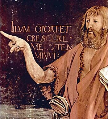 Bildergebnis für Johannistag Bilder Johannes der Täufer